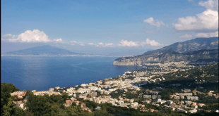 Sorrento and Gulf of Naples