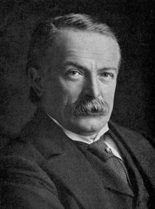 David Lloyd George circa 1918
