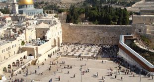 The Western Wall Photo:	Golasso
