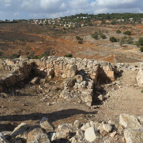 Yodfat Wall