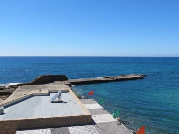 Caesaria Harbor