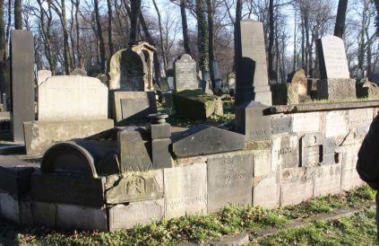 Еврейское кладбище в Кракове