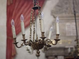 В старинной синагоге