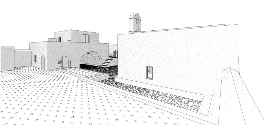 Monastery 3D view 2