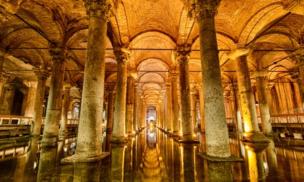 Basilica Cistern: The Palace Beneath Istanbul