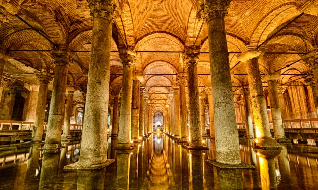 Basilica Cistern: The Palace Beneath Istanbul