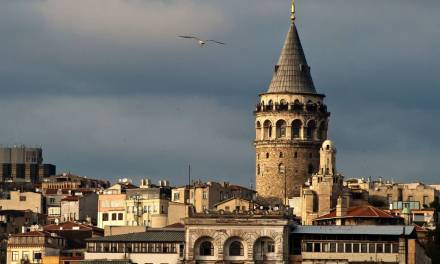 Galata Tower: A Historic Landmark with Panoramic Views