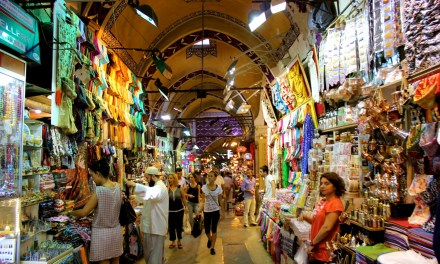 Grand Bazaar: The World's Largest and Oldest Covered Market