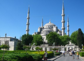Istanbul home to most mosques in Turkey
