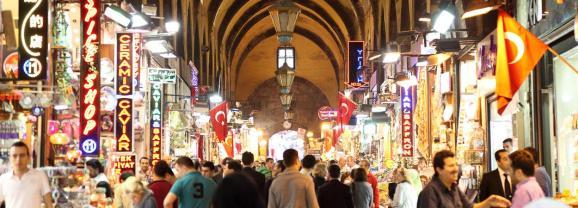 Istanbul Grand Bazaar ranked world's most popular tourist attraction