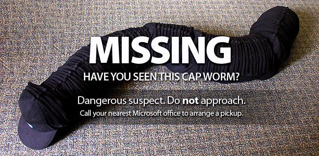 Missing Windows Vista caps