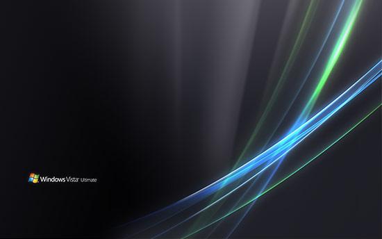 Windows Vista Ultimate wallpaper 1