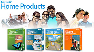 Microsoft Home Products