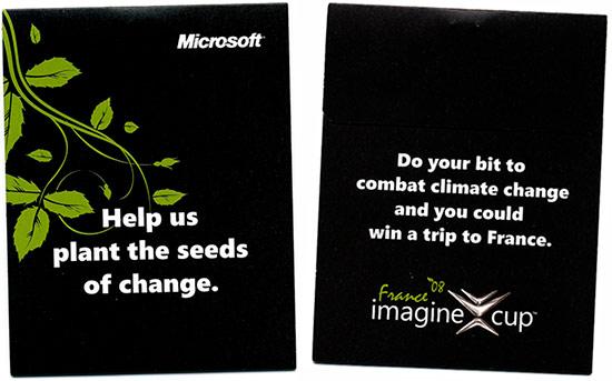 Microsoft Imagine Cup Seed of Change
