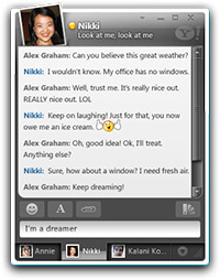 Yahoo Messenger for Windows Vista