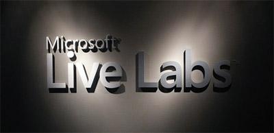 Microsoft Live Labs