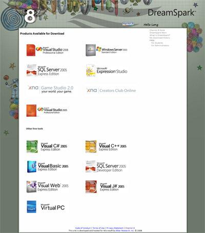 Microsoft DreamSpeak