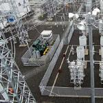 43kV Transformer installed at Canadian substation