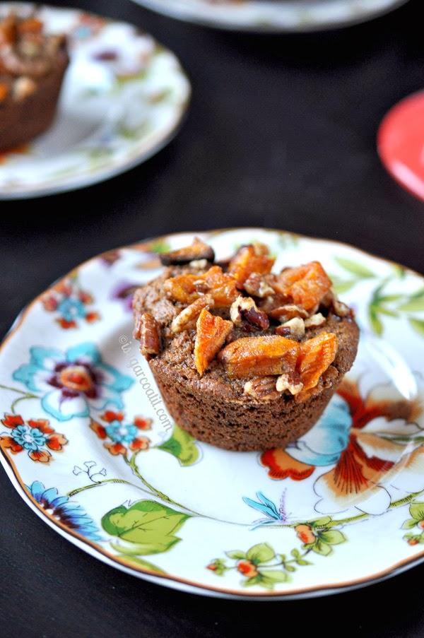 Gluten Free Sweet Potato Cinnamon Muffins {Muffin Monday} - I Sugar ...