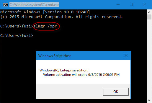 How to activate window 10 by cmd ltt permanently activated ccuart Choice Image