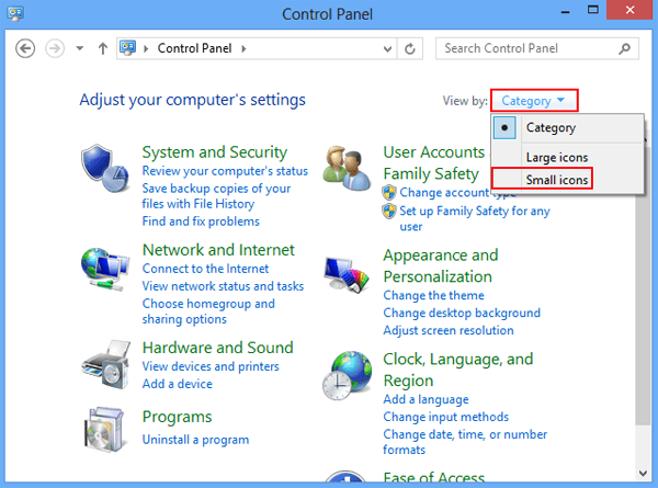 Index of images article windows 8 get to folder options