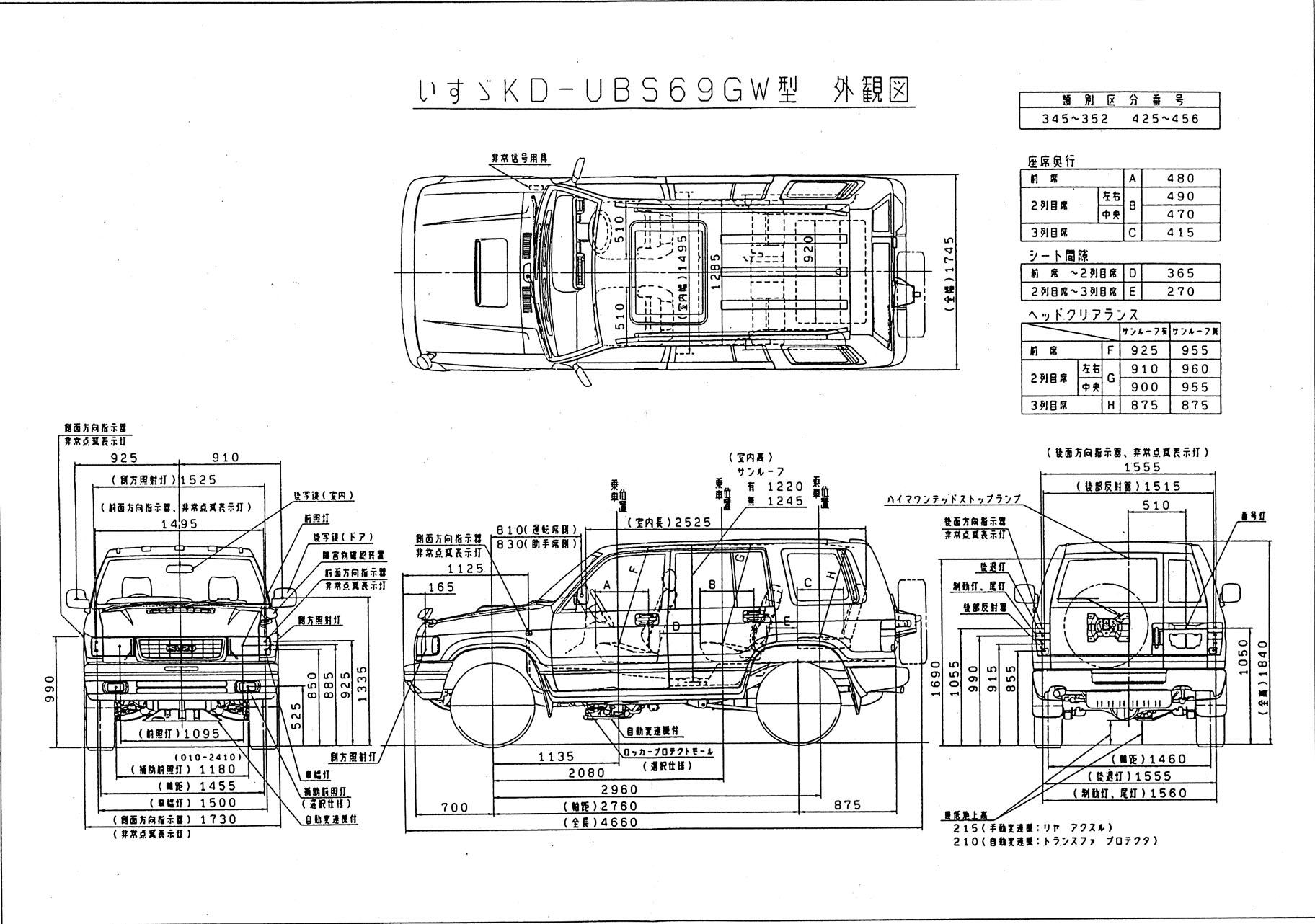 big horn isuzu tod wiring diagram