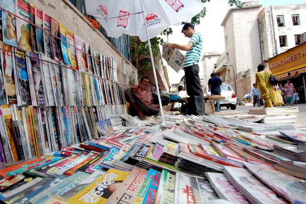 Image result for india's print media