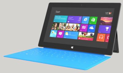 Windows 8: Mit diesen Gesten lassen sich Microsoft Surface & Co. bedienen