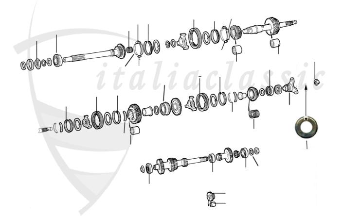 Alfa Romeo Transmission Diagrams Electrical Circuit Electrical