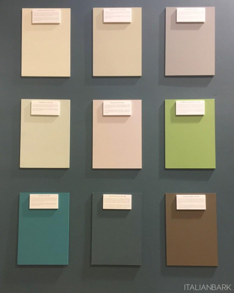 maison et objet 2016 highlights color play round italianbark. Black Bedroom Furniture Sets. Home Design Ideas