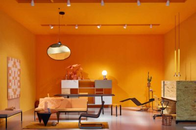 INTERIOR COLOR TRENDS 2020 from Milan Design Week 2019