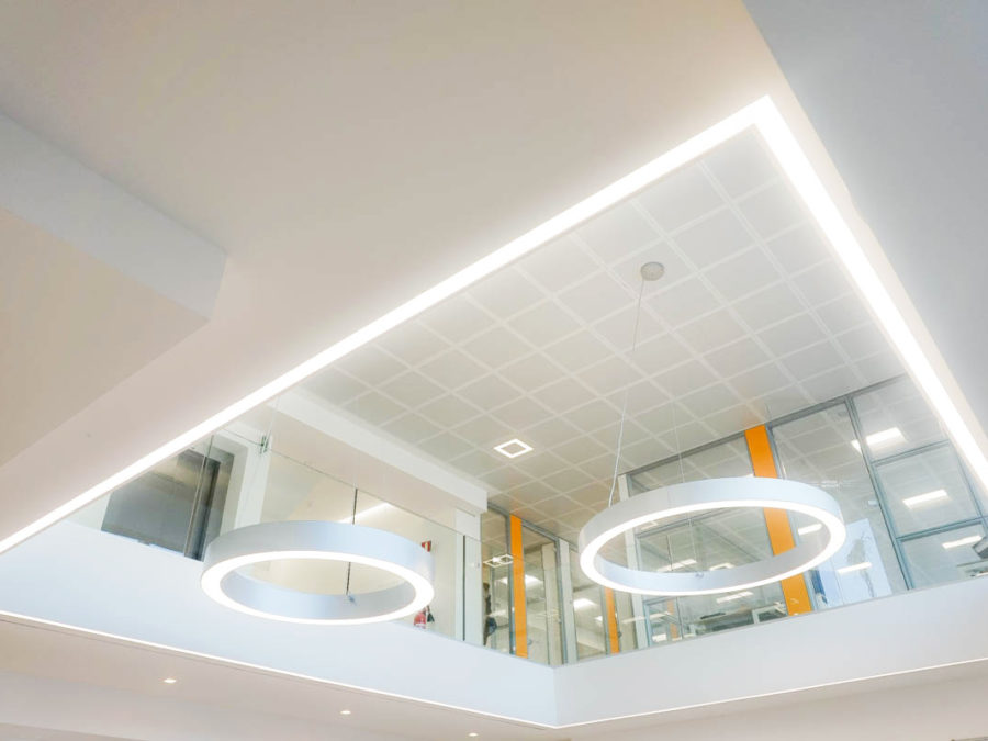 INTERIOR LIGHTING DESIGN How to proper light an office interior