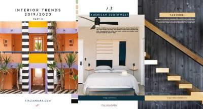 INTERIOR DESIGN TRENDS 2020 New free downloadable guide