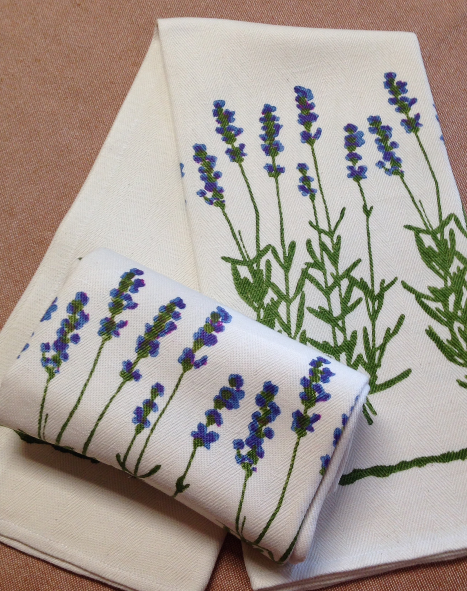 Lavender Kitchen Towel Italian Bed Bath And Table Linens