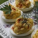 Lauren's Deviled Eggs