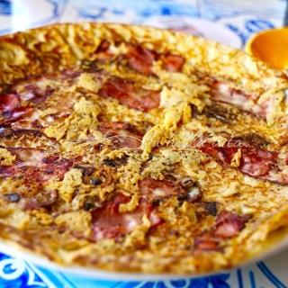 Best Breakfasts Aruba Diane's Pancake Place Dutch Pancakes