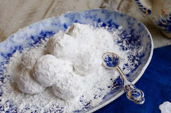 Greek Wedding Christmas Cookies Kourabiedes Kourabiethes