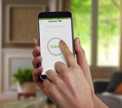 iRobot+HOME+App