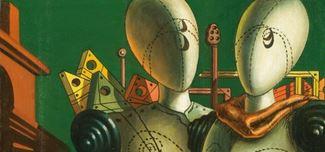 Giorgio de Chirico: Myth and Mystery