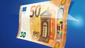 50 euro, la nuova banconota in arrivo