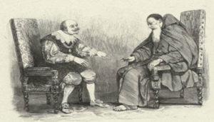 F.Gonin, Il Conte Zio e il Padre Provinciale