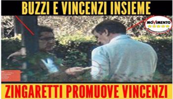 """In merito all'inchiesta, Mafia Capitale, è stata archiviata l'ipotesi di reato contro il consigliere Pd Vincenzi Marco Vincenzi era stato accusato di aver favorito due emendanti """"pro"""" Buzzi"""