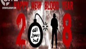 Isis, la minaccia di Capodanno: «Sarà un anno pieno di sangue»