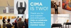 CIMA is 2!