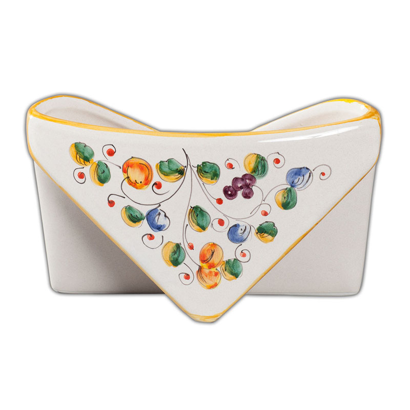 Miele Envelope Mail Holder Italian Pottery Outlet