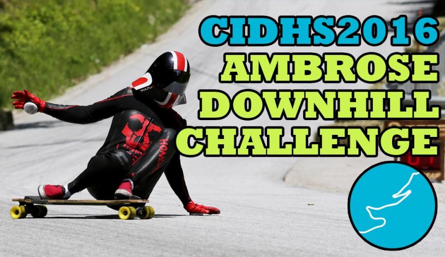 ambrose downhill challenge 2016