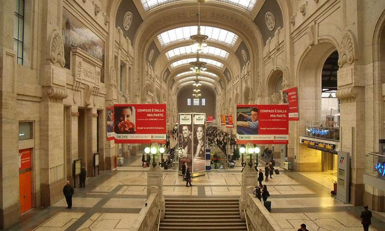 Milano Centrale Train Station Guide ItaliaRail