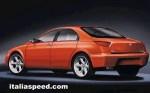 Artists Impression Of Alfa Romeo