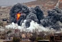 Attentato Kamikaze in Siria