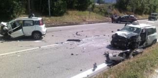 Incidente Stradale Molise, morto ex sindaco Franco Valletta